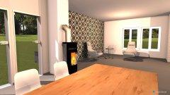 Raumgestaltung Raumplan in der Kategorie Wohnzimmer