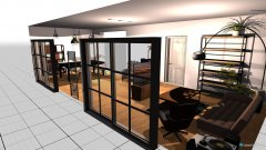 Raumgestaltung Raumplanung EG in der Kategorie Wohnzimmer