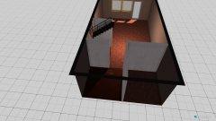 Raumgestaltung RB-Erdgeschoss in der Kategorie Wohnzimmer