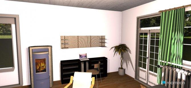 Raumgestaltung real living room in der Kategorie Wohnzimmer