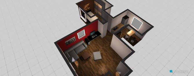 Raumgestaltung Redder 33 in der Kategorie Wohnzimmer