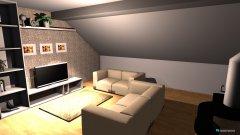 Raumgestaltung Regal in der Kategorie Wohnzimmer