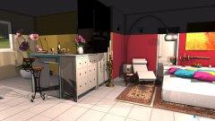 Raumgestaltung Relax in der Kategorie Wohnzimmer