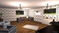 Raumgestaltung Relaxing raum in der Kategorie Wohnzimmer