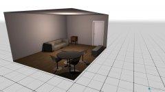 Raumgestaltung rene in der Kategorie Wohnzimmer