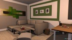 Raumgestaltung Renovierung 2015 - Wohnstube - Final in der Kategorie Wohnzimmer