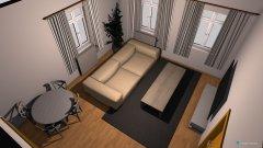 Raumgestaltung Resa in der Kategorie Wohnzimmer
