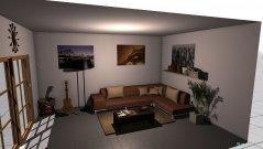 Raumgestaltung restauro in der Kategorie Wohnzimmer