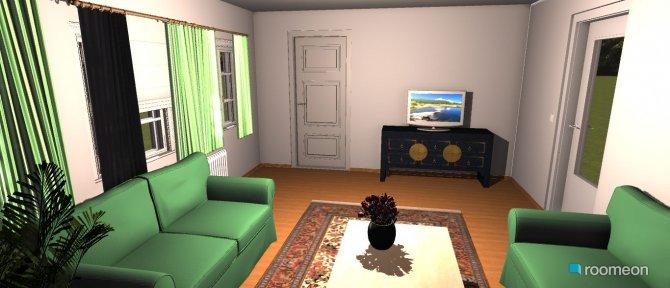 Raumgestaltung rh3 in der Kategorie Wohnzimmer