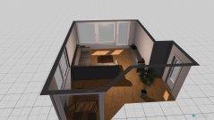 Raumgestaltung Rick in der Kategorie Wohnzimmer