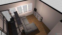 Raumgestaltung Riegelsberg in der Kategorie Wohnzimmer