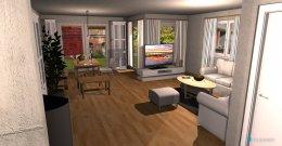 Raumgestaltung Rikon2 in der Kategorie Wohnzimmer