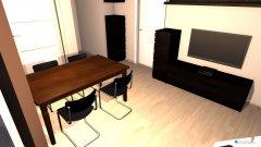 Raumgestaltung Robin Wohnzimmer in der Kategorie Wohnzimmer
