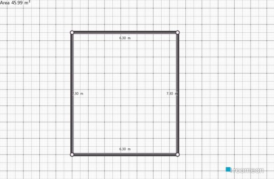Raumgestaltung rodrigo casa in der Kategorie Wohnzimmer