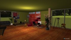 Raumgestaltung Room 2 in der Kategorie Wohnzimmer
