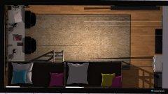 Raumgestaltung room for the student in der Kategorie Wohnzimmer