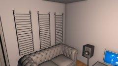 Raumgestaltung Room1 in der Kategorie Wohnzimmer