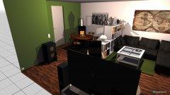 Raumgestaltung RoomNew in der Kategorie Wohnzimmer