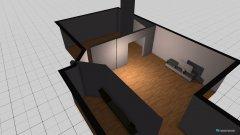 Raumgestaltung Rosengarteb in der Kategorie Wohnzimmer