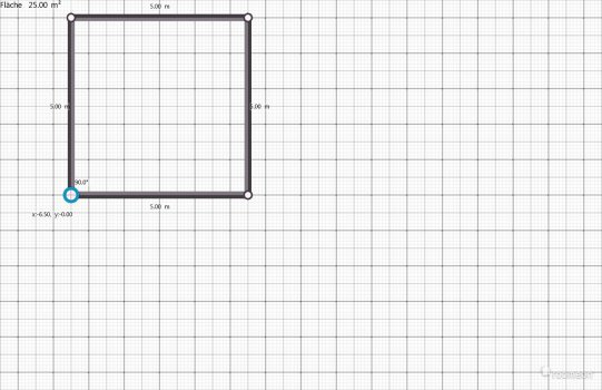 Raumgestaltung rrr in der Kategorie Wohnzimmer