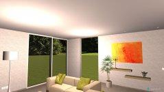 Raumgestaltung Séjour in der Kategorie Wohnzimmer