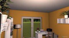 Raumgestaltung sakura in der Kategorie Wohnzimmer