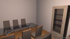 Raumgestaltung Salón in der Kategorie Wohnzimmer
