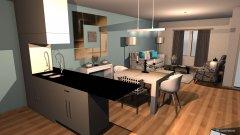 Raumgestaltung sala 01 in der Kategorie Wohnzimmer