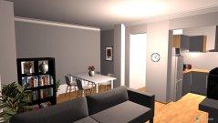 Raumgestaltung sala 2 in der Kategorie Wohnzimmer