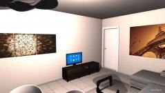 Raumgestaltung sala final in der Kategorie Wohnzimmer