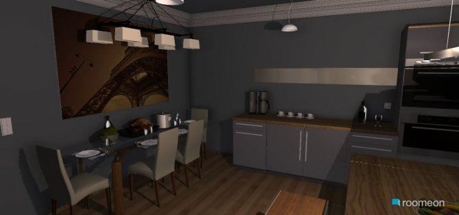 Raumgestaltung Sala M&D in der Kategorie Wohnzimmer