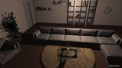 Raumgestaltung sala in der Kategorie Wohnzimmer