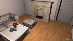Raumgestaltung Salon 1 in der Kategorie Wohnzimmer