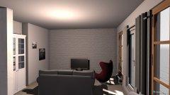 Raumgestaltung salon 2 in der Kategorie Wohnzimmer