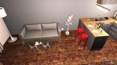 Raumgestaltung salon czapury in der Kategorie Wohnzimmer