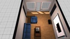 Raumgestaltung salon irek in der Kategorie Wohnzimmer