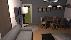 Raumgestaltung salon M i P in der Kategorie Wohnzimmer