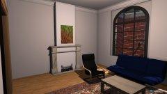 Raumgestaltung Salon wilmotte in der Kategorie Wohnzimmer