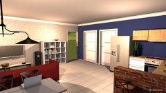 Raumgestaltung salon1 in der Kategorie Wohnzimmer