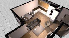 Raumgestaltung salon2 in der Kategorie Wohnzimmer