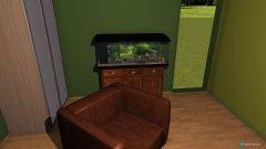 Raumgestaltung saloon in der Kategorie Wohnzimmer