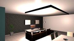 Raumgestaltung salotto in der Kategorie Wohnzimmer