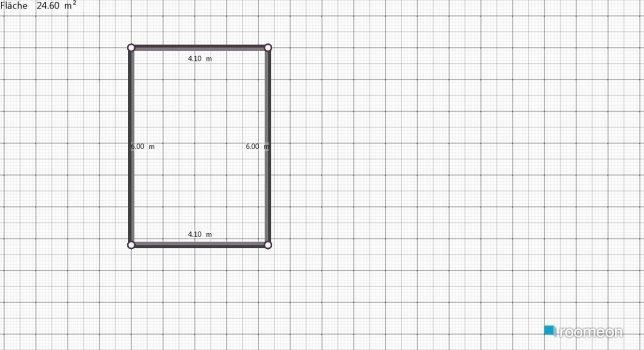 Raumgestaltung Sand in der Kategorie Wohnzimmer