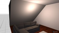 Raumgestaltung Sandro und Vivi in der Kategorie Wohnzimmer
