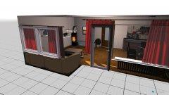 Raumgestaltung Sandro in der Kategorie Wohnzimmer
