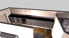 Raumgestaltung Sandweg in der Kategorie Wohnzimmer