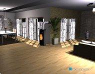 Raumgestaltung Sanja in der Kategorie Wohnzimmer