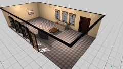 Raumgestaltung Sapao House Living Room in der Kategorie Wohnzimmer