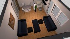 Raumgestaltung sas nappali in der Kategorie Wohnzimmer