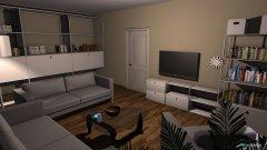 Raumgestaltung Sase dnevna in der Kategorie Wohnzimmer